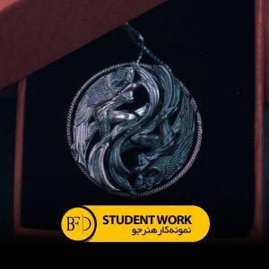 طراحی جواهرات با زیبراش | مدرسه طراحی طلا و جواهر BAHMAN FAKOURI