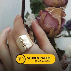 طراحی طلا و جواهر با زیبراش آنلاین و حضوری | آموزش طراحی طلا و جواهر
