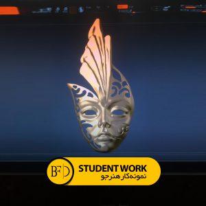 طراحی جواهرات با زیبراش (zbrush) | مدرسه طراحی طلا و جواهر BAHMAN FAKOURI