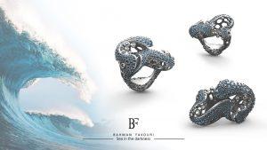 طراحی جواهرات با زیبراش (zbrush)| آموزش زیبراش برای جواهرات
